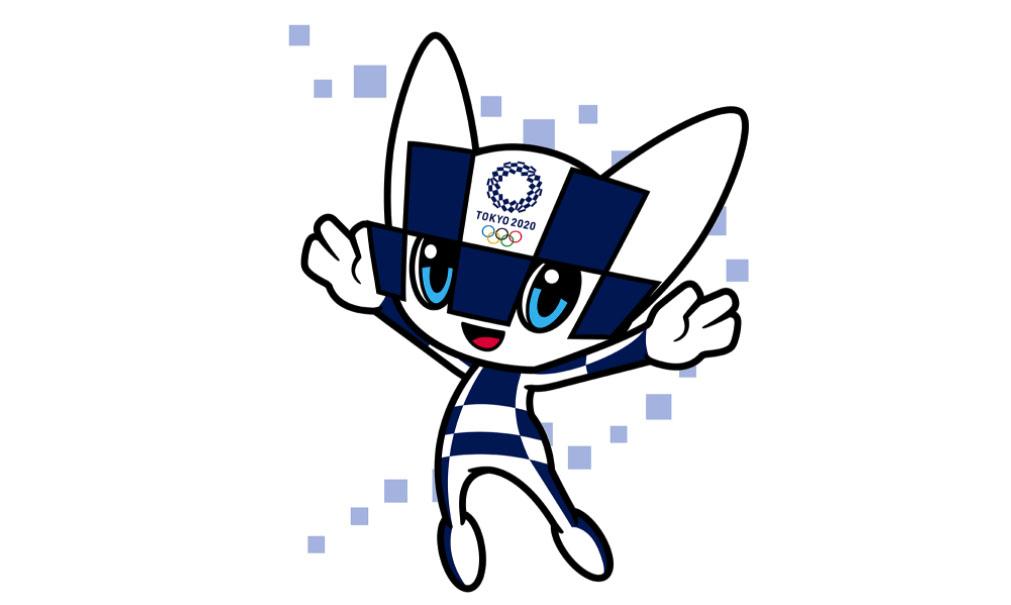 2020 tokyo olimpiyatlari maskotu miraitowa