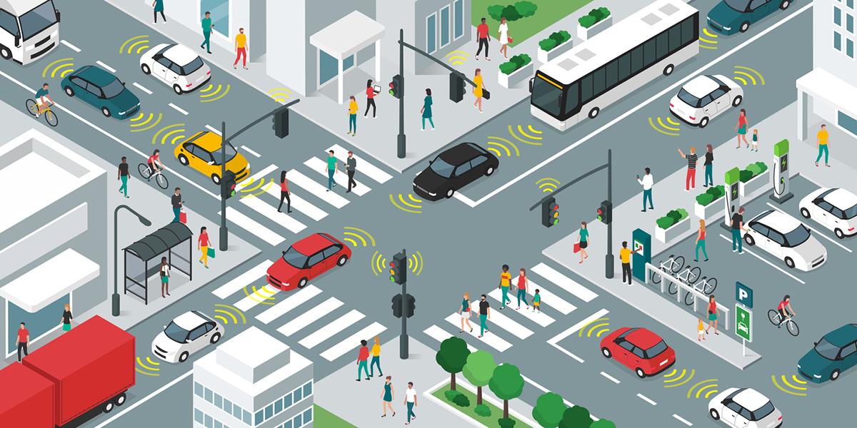 Siber şehir analistliği mesleği akıllı şehirlerde çalışacak.