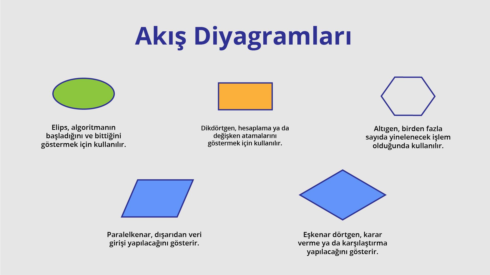 Algoritma akış diyagramı