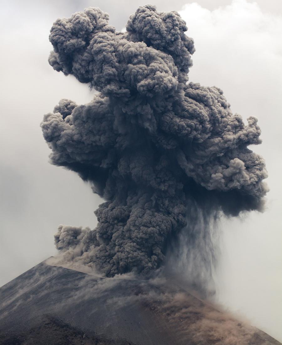 Anak Krakatau Yanardağı