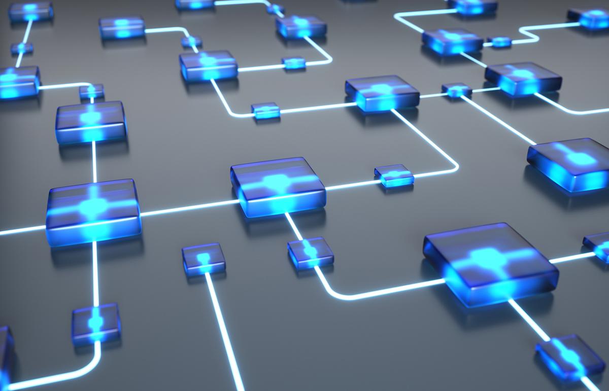 Blokzincir teknolojisinde işlemlerin (blokların) gösterim şekli