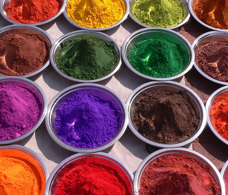 Boyalar Nasıl Yapılıyor Renk Veren Pigmentler Nasıl Elde Ediliyor