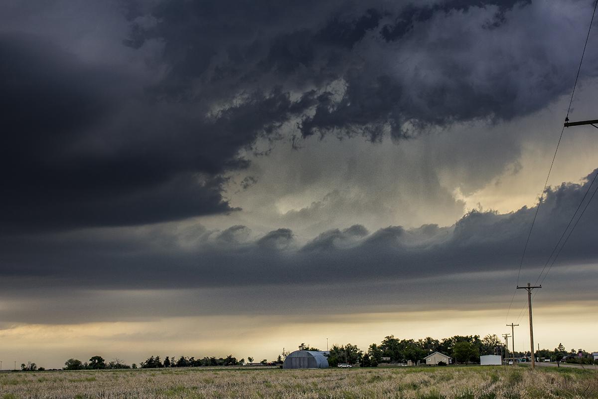 Kelvin-Helmholtz dalga bulutları