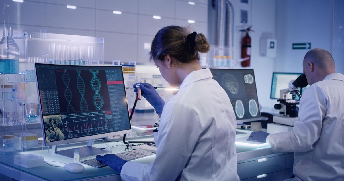 PCR ile DNA araştırmaları