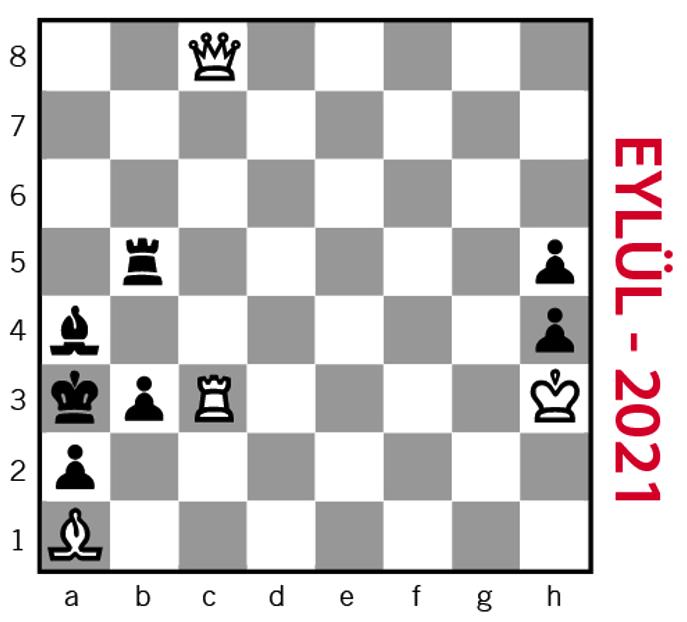 eylül sorusu satranç