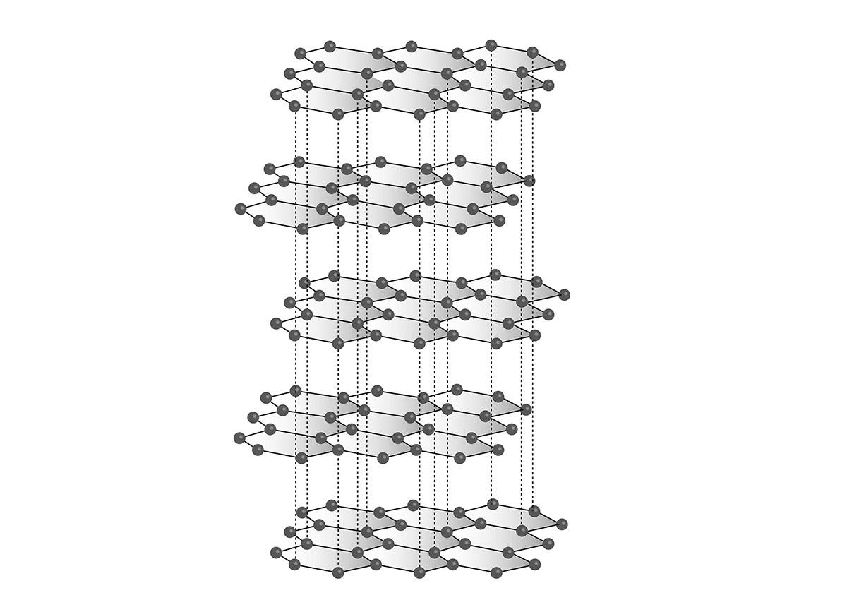 grafit yapısı