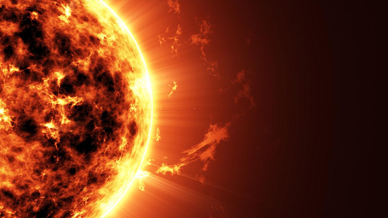 Güneş Çok Sıcakken Uzay Neden Çok Soğuktur? | TÜBİTAK Bilim Genç