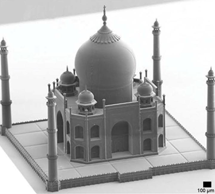 Nano Tac Mahal