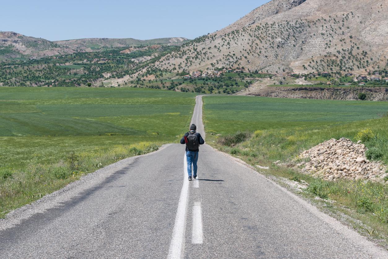 asfalt uzun yol
