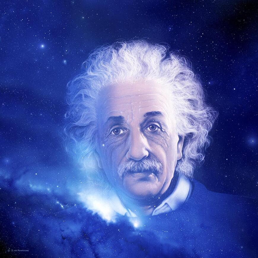 Эйнштейн видео девочка