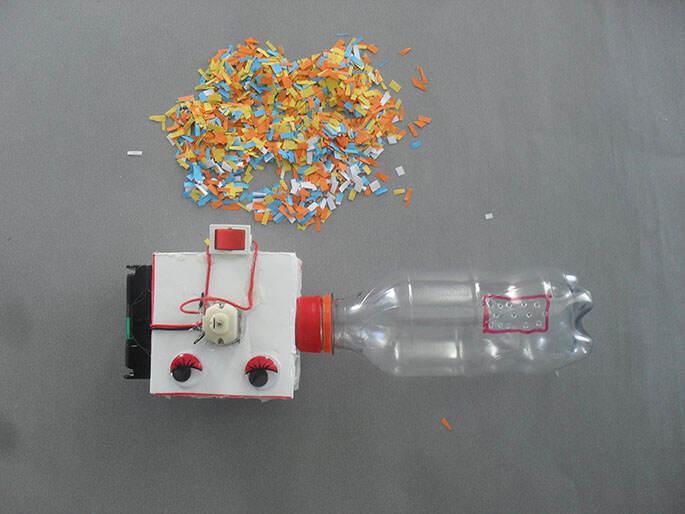 çöp Yutucu Tübitak Bilim Genç