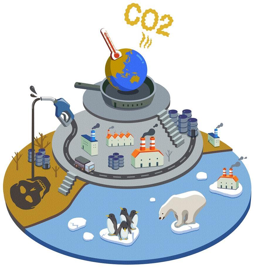 küresel ısınma clipart ile ilgili görsel sonucu